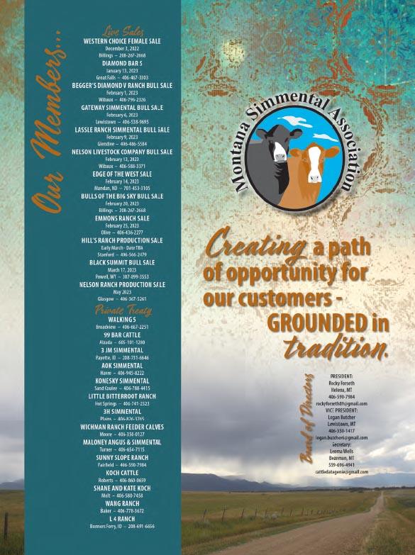 Montana State Simmental Association