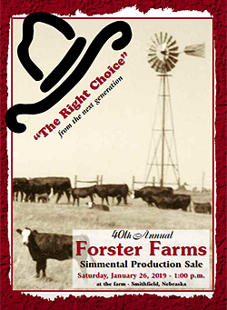 Forster  Farms Annual Sale